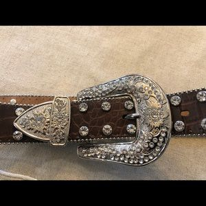 Belt with BLING!